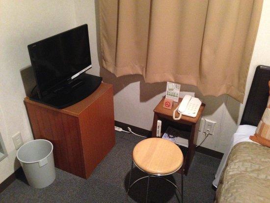Hotel Siesta : テレビ