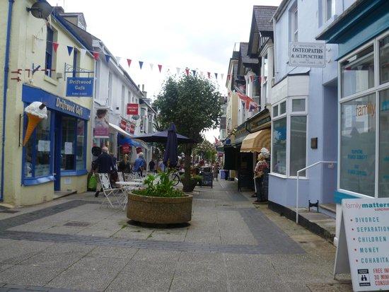 Trecarn Hotel : MaryChurch village 5 minutes walk form hotel
