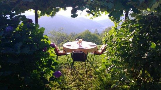 Varese Ligure, Itálie: Tavolo per la cena