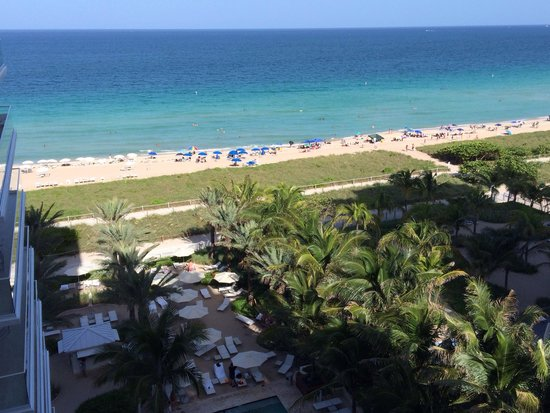 Grand Beach Hotel Surfside : The view from my room