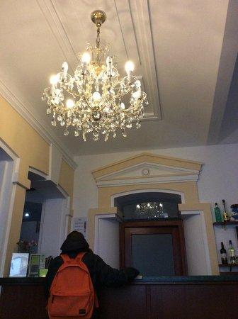 D'Angelo Hotel: Ресепшен