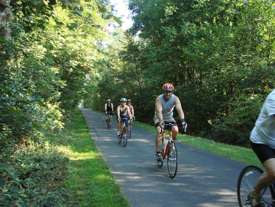 Canfield, OH: MetroParks Bikeway