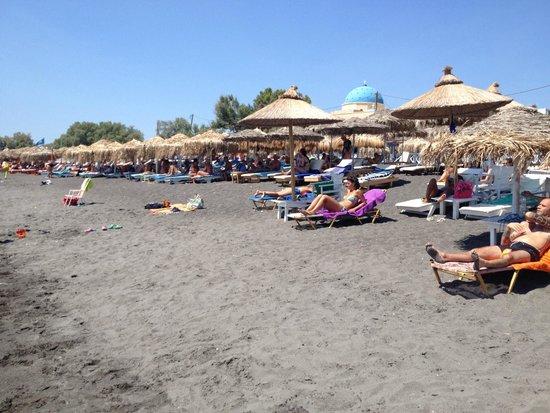 Perissa Beach: spiaggia
