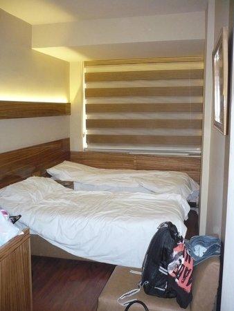 Hotel Buyuk Keban: small, but cosy room
