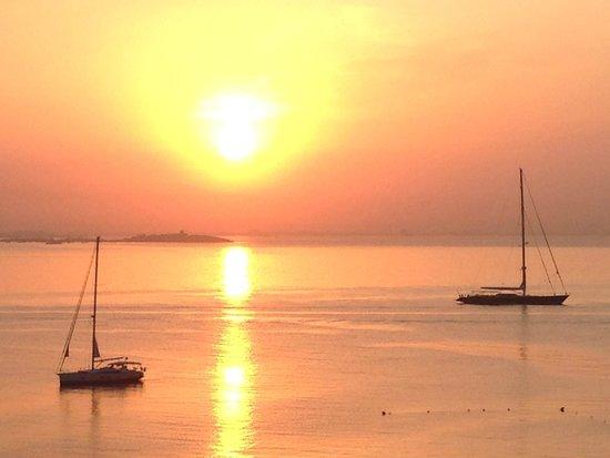 Hotel Son Matias Beach: Sunrise at Palma Nova