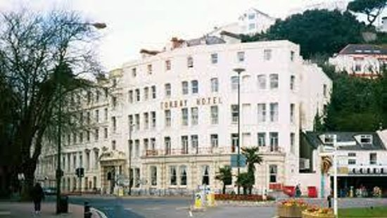 Bay Torbay Hotel : Toybay Hotel Torquay