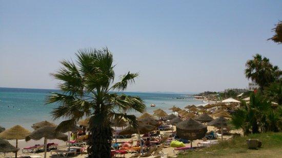 Palm Beach Club Hammamet: sea