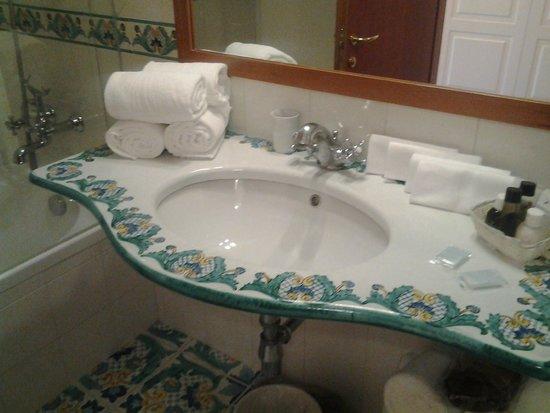 Oleandri Resort Paestum - Hotel Residence Villaggio Club: bagno