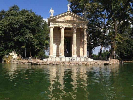 Villa Borghèse : tempietto