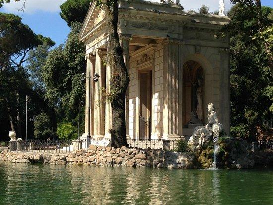 Villa Borghèse : ....