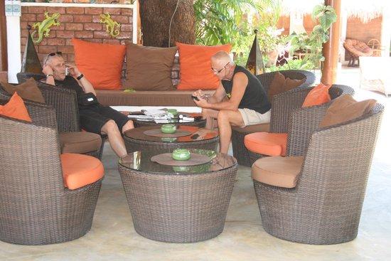 Hotel Tropicana : le calme