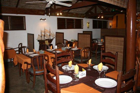 Hotel Tropicana : restaurant