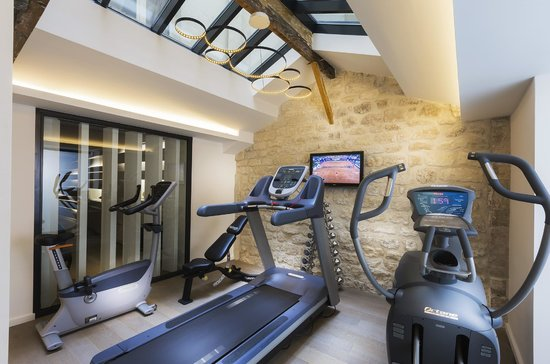 Hotel Moliere: Fitness