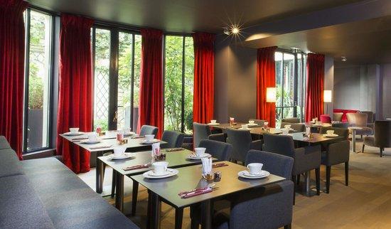 Hôtel Molière : Petit Dejeuner