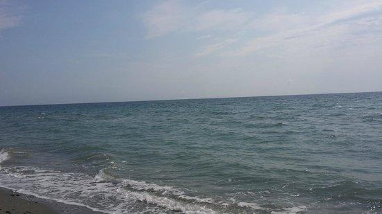 Residence Acqua Linda: La plage de la Résidence
