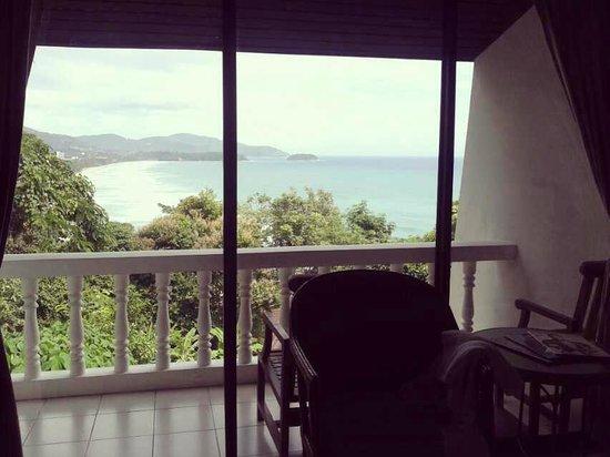 On the Hill Karon Resort: good