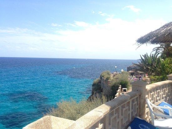 Complejo Calas de Mallorca: View :)