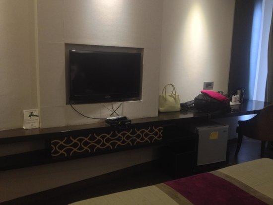 The Cedar Grand Hotel & Spa: Room