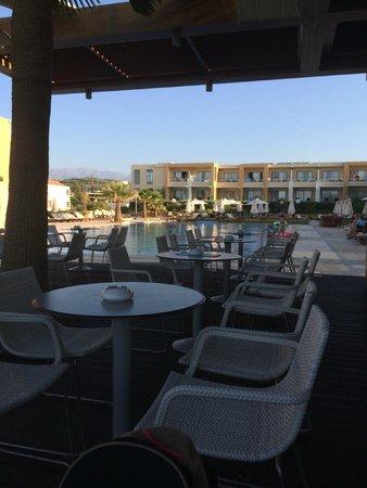 Minoa Palace Resort: Piscina