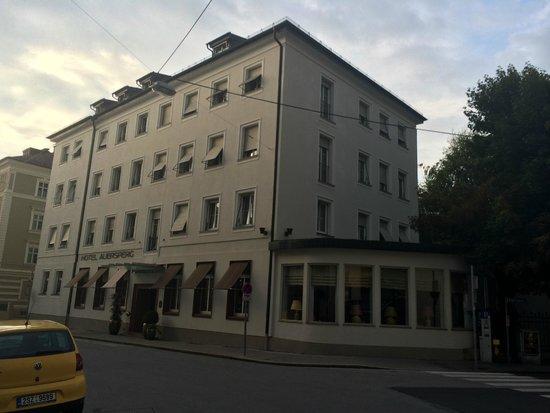 Hotel&Villa Auersperg: Vue de l'hôtel