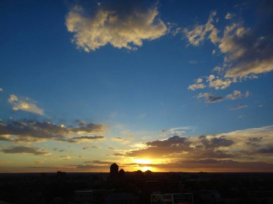 Hotel Parq Central: Sunset 2