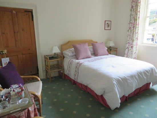 Paradise House B & B: Double en-suite bedroom