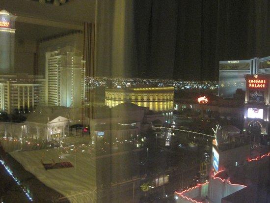 Flamingo Las Vegas Hotel & Casino: ночной лас вегас