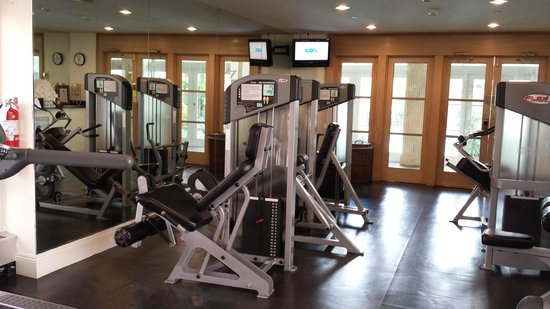 Hotel Monteleone: Health and Fitness Room
