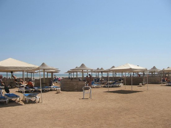 Stella Di Mare Beach Resort & Spa Makadi Bay: spiaggia