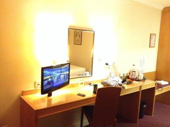 Days Inn Hamilton: room
