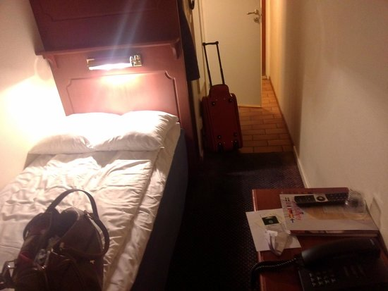 Alexandra Hotel: chambre