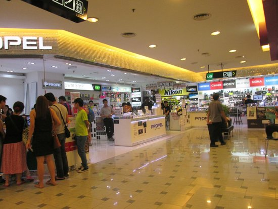 Low Yat Plaza : Inside the Mall
