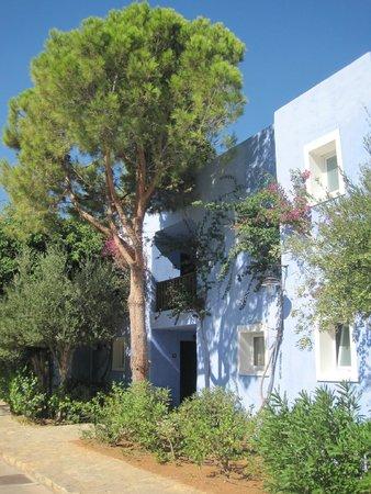 Candia Park Village : voorzijde appartement