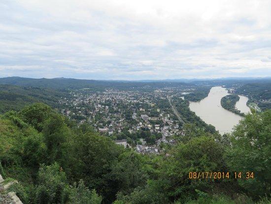 Drachenfels: The View !!!