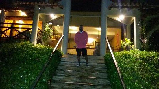 Pousada Amancay : Entrada do hotel