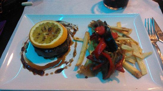 Restaurant Toca Peron: Solomillo de canguro