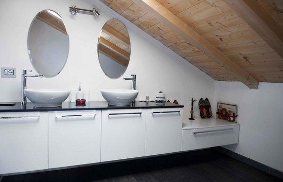 Villa Missian : bagno suite
