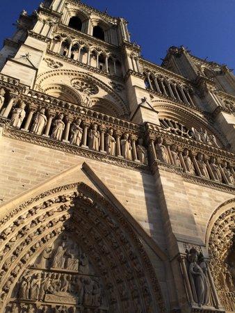 Catedral de Notre Dame: ノートルダム