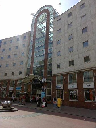 Alexandra Hotel Gare De Södra