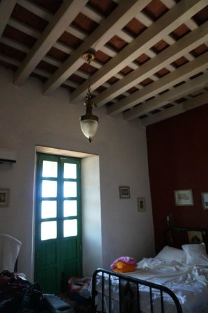one room at hostal bastida