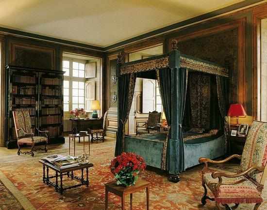 Chateau de Hautefort: Chambre d'honneur
