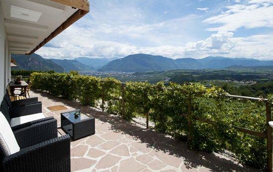 Villa Missian : view