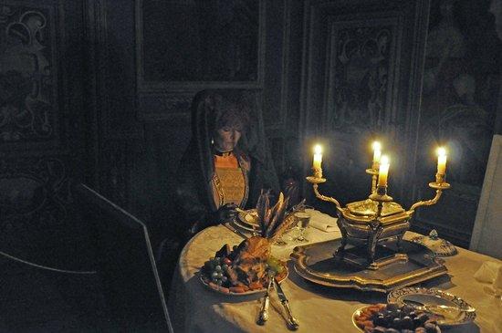 Chateau de Hautefort: Visite théâtralisée