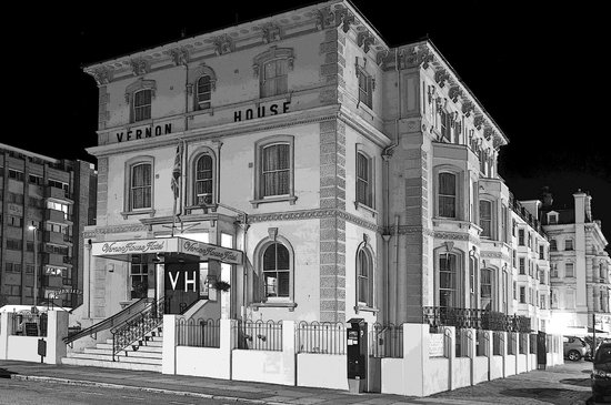 Photo of Vernon House Hotel Eastbourne