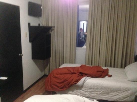 Hotel Impala : my room