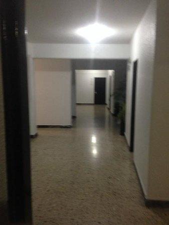 Hotel Impala : hallway
