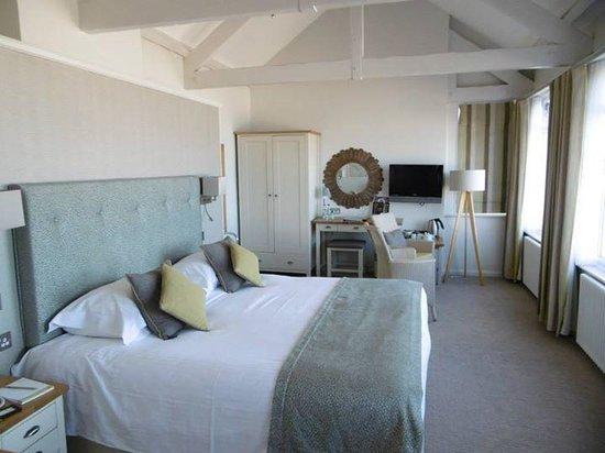 Pedn Olva Hotel: Room 35