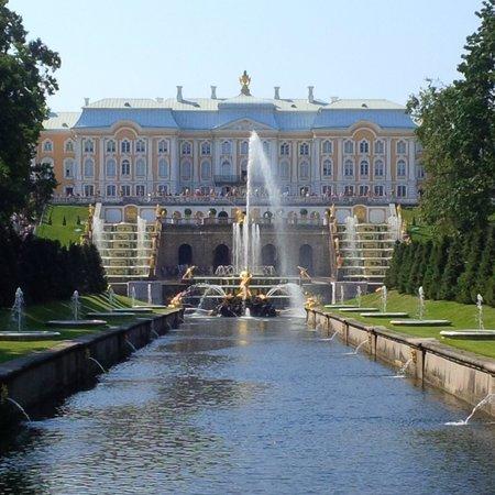 Grand Palace: impresionante