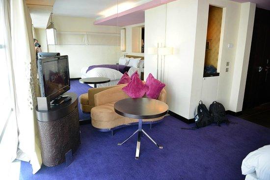 Sofitel Casablanca Tour Blanche: Room