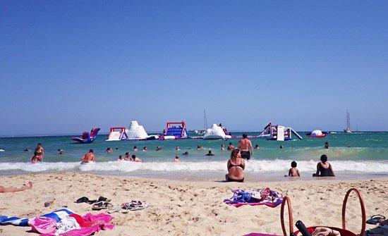 Globales Palmanova: Palma Nova beach